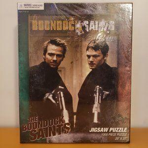 Boondock Saints 1000 Piece Jigsaw Puzzle SEALED